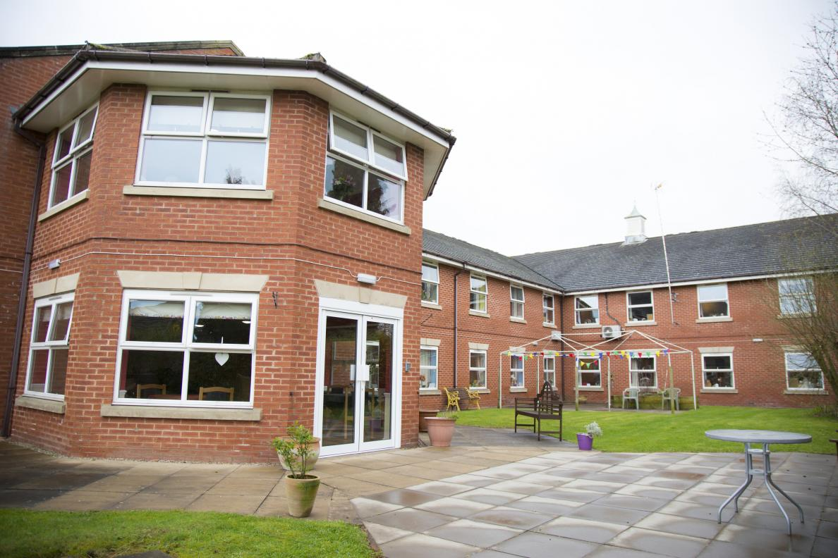 Welcome to Orchard House Care Home