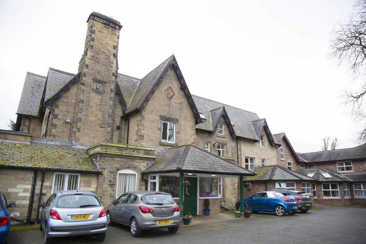 Nursing Homes In Wrexham