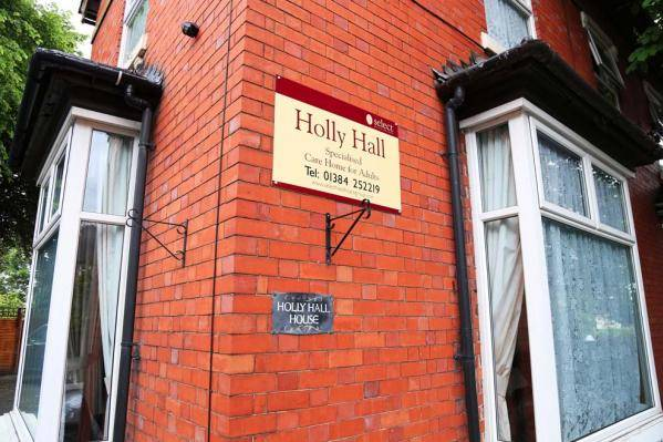 Holly Hall House Care Home