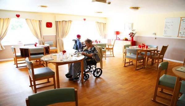 Island Court Care Home