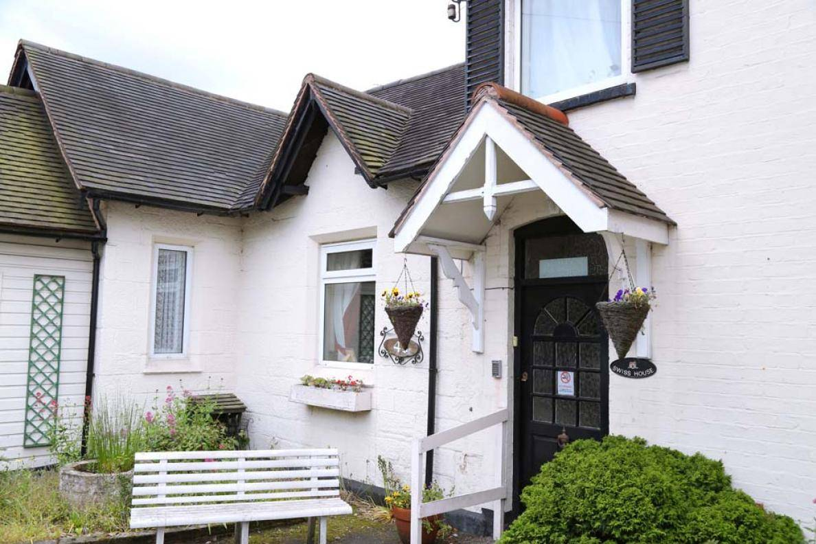 residential care homes for adults with learning disabilities