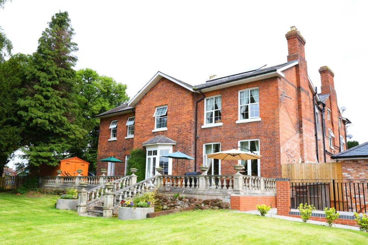Shrewsbury Mental Health Care Homes By Select Healthcare