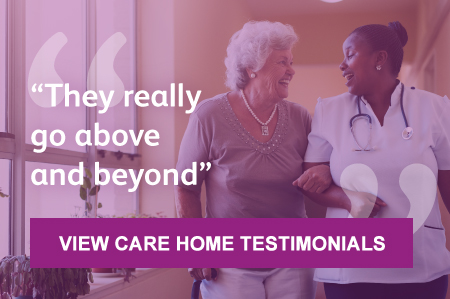 View The Coach House Care Home Baschurch testimonials