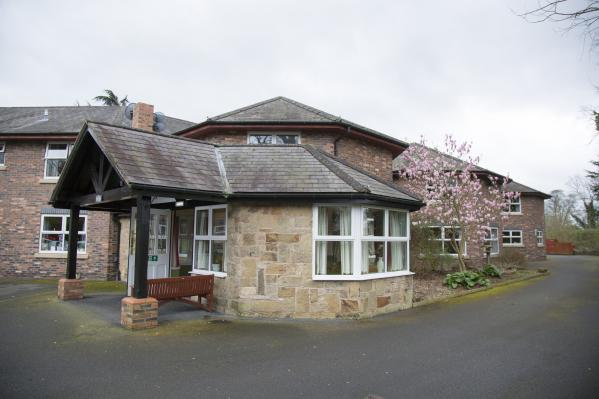 Ashleigh Court Care Home Wrexham, Wales