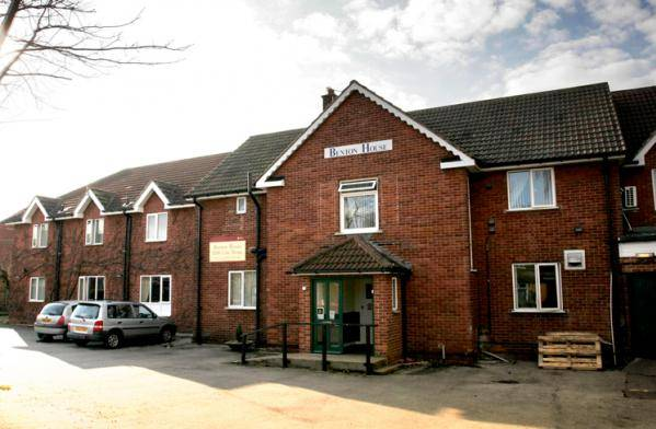 Benton House Nursing Home  Doncaster, South Yorkshire