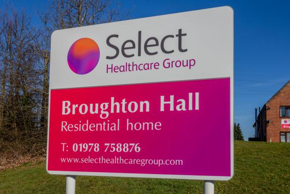 Broughton Hall Care Home