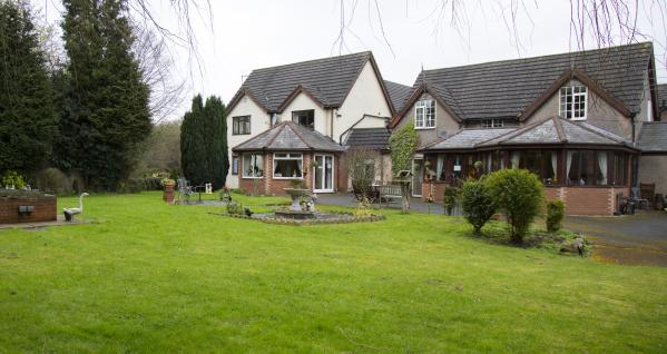 Broughton Hall Care Home Wrexham, Wales