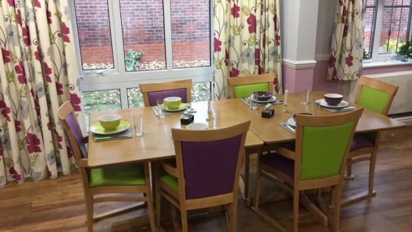 Cromwell Court Care Home