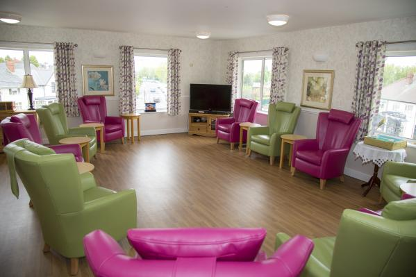 Delves Court Care Home