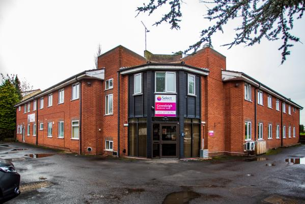 Greenleigh Care Home Dudley, West Midlands
