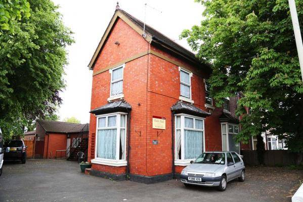 Holly Hall House Care Home Dudley, West Midlands