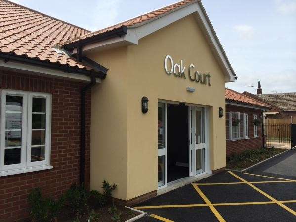 Oak Court Care Home Norwich, Norfolk