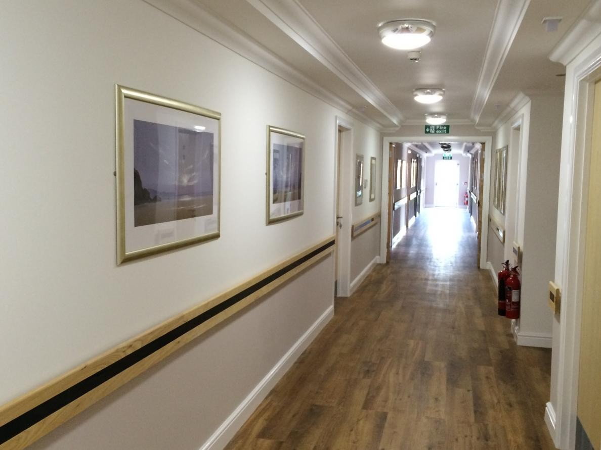Oak Court Care Home Norwich Norfolk By Select Healthcare Group