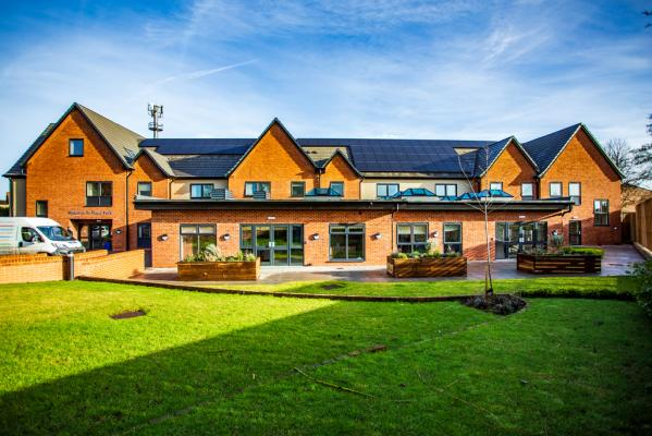 Royal Park Care Home Wolverhampton, West Midlands