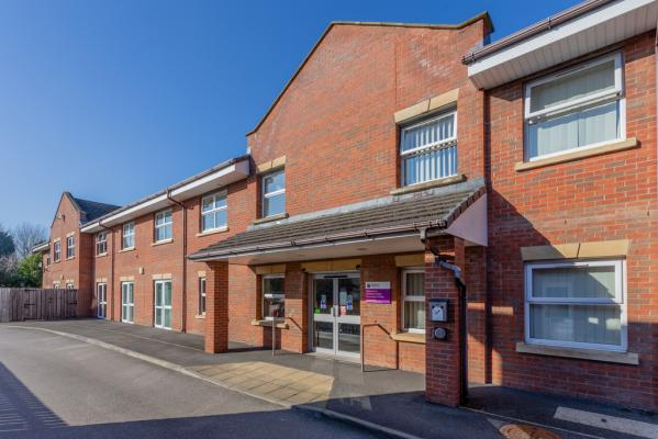 Sherborne Court Care Home  Crewe, Cheshire