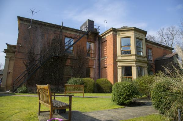 Springfield Park Care Home Rochdale, Greater Manchester