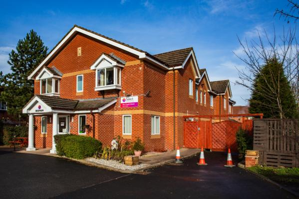 The Coach House Care Home Wolverhampton, West Midlands