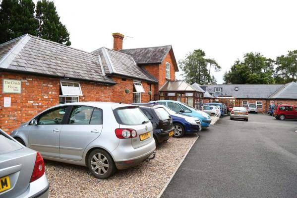 The Coach House Care Home Baschurch Shrewsbury, Shropshire