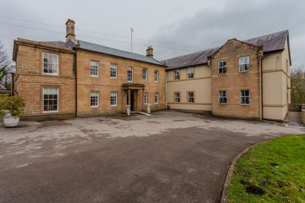 The Lodge Care Home Chapel-en-le-frith, Derbyshire