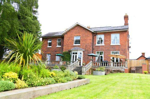 The Old Vicarage Care Home Shrewsbury, Shropshire