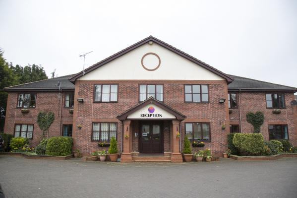 Westwood Court Nursing Home Winsford, Cheshire
