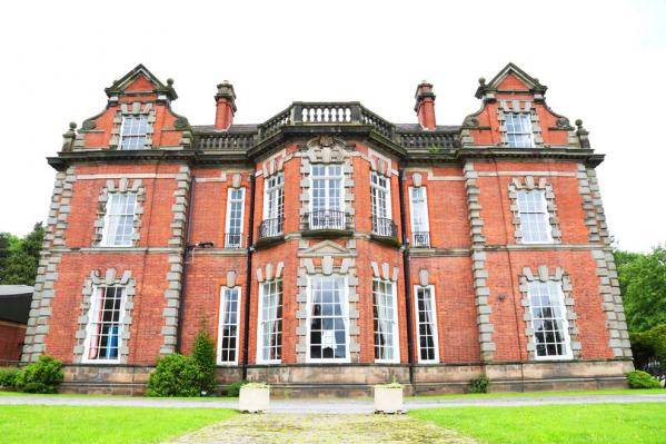 Woodcote Hall Residential Home Newport, Shropshire