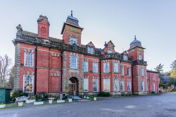 Woodcote Hall Residential Care Home Newport, Shropshire